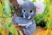 Игрушечная «эмоциональная коала» обматерила британскую девочку