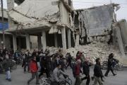 При ракетном ударе по пригороду Дамаска уничтожен главарь ливанских боевиков