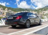 Таможенники изъяли незаконно купленный Mercedes