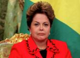 Президент Бразилии спела песню болельщикам