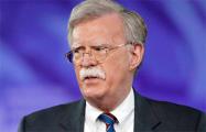 Болтон: Ответ на применение химоружия в Сирии будет куда более жестким, чем в прошлые разы