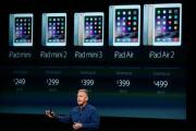 Apple выпустит новую версию компактного iPad mini 3