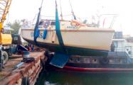 Брестчанин на самодельной яхте вернулся из путешествия по Европе