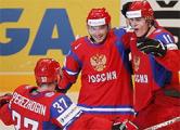 В финале ЧМ по хоккею встретятся сборные Словакии и России
