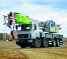 «Зумлион-МАЗ» начал серийно выпускать самые крупные в стране автокраны