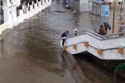 Потоп в Минске: центр города и спальные районы - под водой