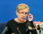 Ермошина не верит, что белорусы могут сами выйти на акцию протеста после выборов