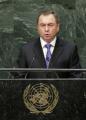 Макей говорил на Генассамблее ООН о «цветных революциях»