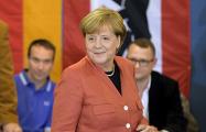 Блок Ангелы Меркель опережает социал-демократов уже наполовину