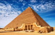 Ученые нашли золотую верхушку древней пирамиды в Египте