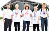 Белорусы завоевали четыре медали на международной химической олимпиаде