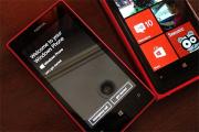 Microsoft представила свой первый смартфон