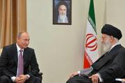 Путин и Хаменеи сошлись во мнениях о недопустимости давления на Сирию