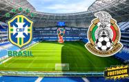 ЧМ-2018: Бразилия победила Мексику
