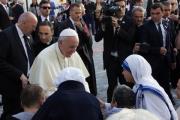 Папа Римский предостерег верующих от обращения к гадалкам