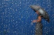 Завтра в Беларуси ожидаются дожди и грозы