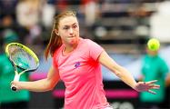 Анастасия Севастова: Саснович очень хорошо играет