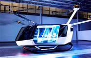 Видеофакт: Разработчики презентовали первое в мире летающее такси