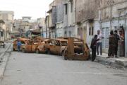 Журналистка агентства Sputnik попала под обстрел в Мосуле