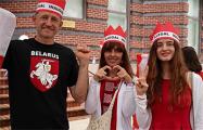 Белорусы Вашингтона сделали видеоролик в поддержку белорусского народа