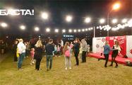 Потрясающая атмосфера вечерних концертов в минских дворах