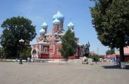 В Борисове будет восстановлен Свято-Воскресенский собор