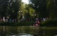 Российские СМИ: Утонувший в московском парке на День ВДВ был гражданином Беларуси