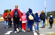 Финляндия выслала в Россию группу беженцев с Ближнего Востока