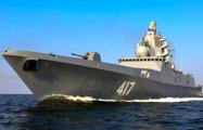 В РФ сломался новейший фрегат «Адмирал Горшков»