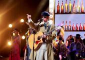 Юбилейный концерт «Народного альбома» выложен в интернет