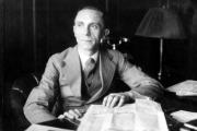 Наследники Геббельса решили судиться с издательством из-за роялти