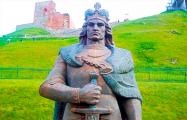 В 180 километрах от Минска появился памятник князю Витовту