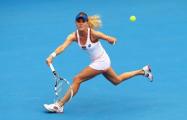 Удар польской теннисистки – самый эффектный за год