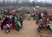 Мест на кладбищах Минска не хватает