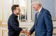 Сенатор-республиканец после встречи с Зеленским: США продолжат оказывать Украине военную, политическую и экономическую помощь
