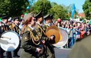 Врач из Минска: На парад погнали баранов