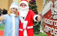 В ночь на 1 января в Минске пройдет Новогодний забег