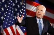 Джон Маккейн обещает военную помощь Украине