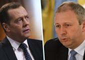 Румас и Медведев обсудили график поставок нефти в Беларусь