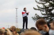 Воскресный Марш в Минске: фоторепортаж