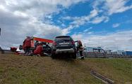 На МКАД водителю Renault стало плохо за рулем
