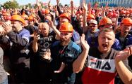 Протестующие заставили власти Гродно пойти на уступки