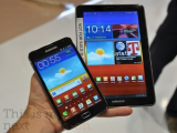 Samsung скрестила планшет со смартфоном