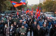 Протесты в Армении: оппозиция выставила Пашиняну ультиматум