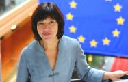 Евродепутат Хармс призвала к бойкоту ЧМ по футболу в России
