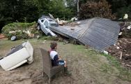 Наводнение в Румынии: юг страны под водой
