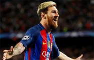 Гол Месси признан лучшим в прошедшем сезоне Лиги чемпионов
