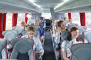 Из Вилейки и Мяделя пустят автобусы в Вильнюс