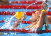 Шведская пловчиха побила мировой рекорд (Видео)