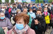 Алесь Круткин: Белорусский народ уже доведен до края и предела